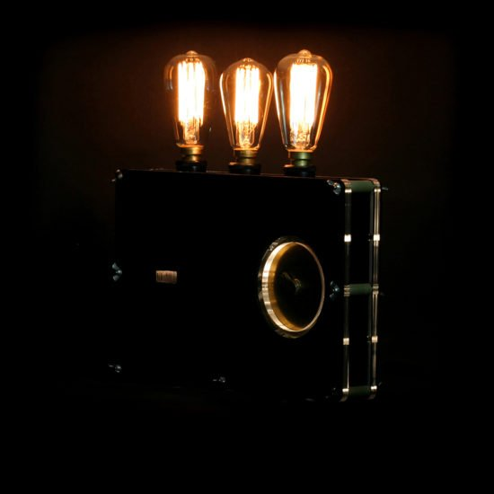 The original handcrafted lighting game set and match put forward by Light My Vintage with nice fintion